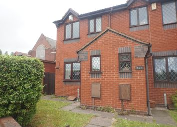 Thumbnail 2 bed town house for sale in Cannock Road, Cannock