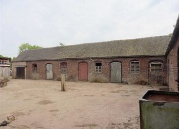 Thumbnail Barn conversion for sale in Finney Green, Newcastle Under Lyme, Staffordshire
