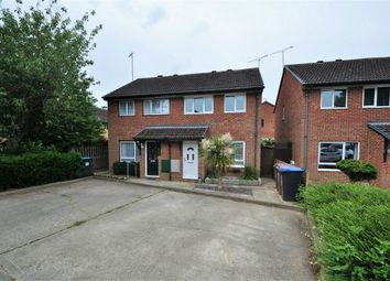 Thumbnail 3 bed semi-detached house for sale in Poppyfields, Welwyn Garden City, Hertfordshire
