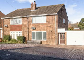 Thumbnail 3 bed semi-detached house for sale in Cherry Waye, Eythorne, Dover
