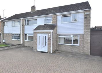 Thumbnail 4 bedroom semi-detached house for sale in Credon Road, Gloucester