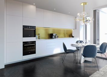 Thumbnail 2 bed flat for sale in The Waterman, Greenwich Peninsula, London SE10, London,