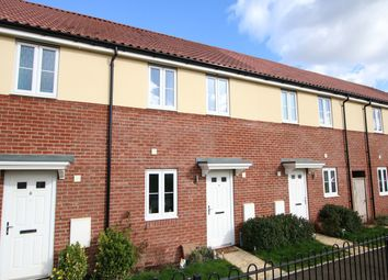 Thumbnail 3 bed terraced house for sale in River Way, Great Blakenham, Ipswich, Suffolk