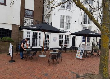 Thumbnail Restaurant/cafe to let in Piccolo Mondo, 14 Montague Place, Worthing, West Sussex