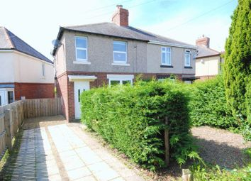 Thumbnail 2 bed semi-detached house for sale in Reasby Villas, Ryton
