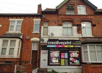 Thumbnail 2 bedroom flat for sale in Evington Road, Leicester