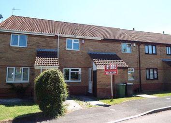Thumbnail 2 bed terraced house for sale in Pye Croft, Bradley Stoke, Bristol