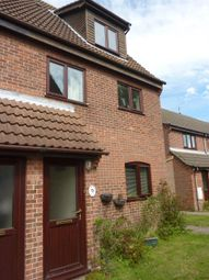 Thumbnail 2 bed maisonette to rent in Weavers Close, Stalham, Norwich