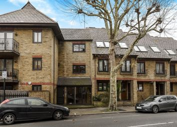 Thumbnail Flat for sale in Dalling Road, London