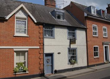 Thumbnail 3 bed terraced house for sale in Sparhawk Street, Bury St. Edmunds