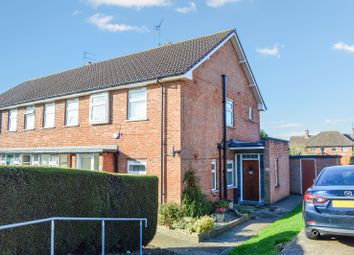 Thumbnail 2 bed flat for sale in Brabazon Road, Oadby, Leicester