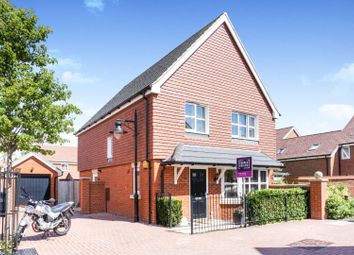 Thumbnail 4 bed detached house for sale in Cuckoo Gate, Goring By Sea, Worthing