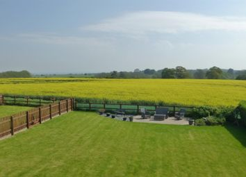 Thumbnail 4 bed detached house for sale in Somerby Road, Burrough On The Hill, Melton Mowbray