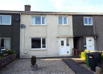 Thumbnail 3 bedroom terraced house to rent in Ellen Garth, Aspatria, Wigton