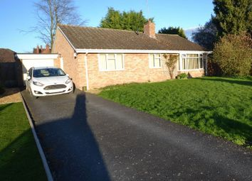 Thumbnail 3 bed detached bungalow for sale in St. Marys Close, Tenbury Wells
