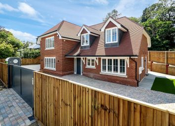 Thumbnail 4 bedroom detached house to rent in High Street, Sunningdale, Ascot