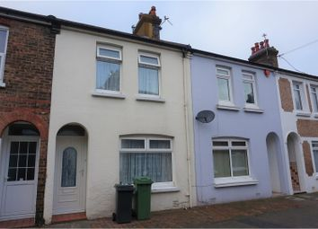 Thumbnail 2 bed terraced house for sale in New Road, Eastbourne
