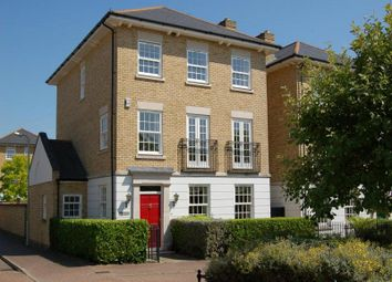 Thumbnail 4 bed detached house for sale in Pewterers Avenue, Bishop's Stortford, Hertfordshire