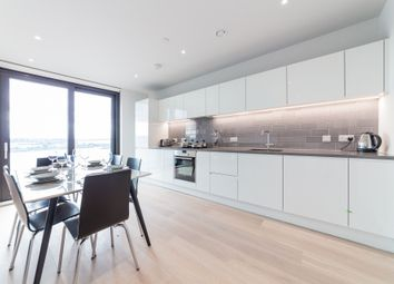 Thumbnail 2 bed flat to rent in Corsair House, 5 Starboard Way, Royal Wharf, London