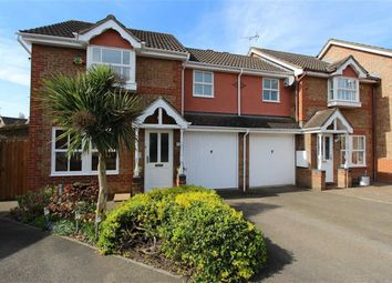 Thumbnail 3 bed end terrace house for sale in Lukintone Close, Loughton