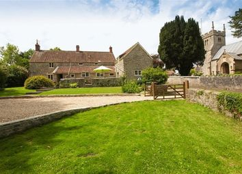 Thumbnail 4 bed property for sale in North Wootton, Somerset