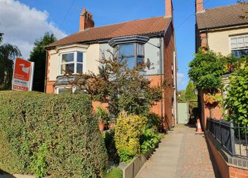 Thumbnail 3 bed semi-detached house for sale in Whitehill Road, Ellistown, Coalville