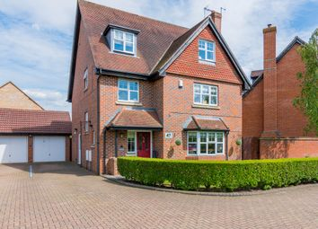 Thumbnail 5 bedroom detached house for sale in Deer Park Way, Waltham Abbey