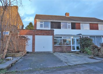Thumbnail 4 bed semi-detached house for sale in Truelocks Way, Wantage