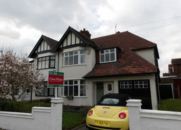 Thumbnail 3 bed semi-detached house for sale in Waterpark Road, Prenton