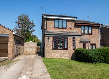 Thumbnail 2 bed semi-detached house for sale in Ralston Grove, Halfway, Sheffield