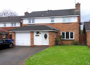 Thumbnail 4 bedroom detached house to rent in Longborough Court, South Gosforth, Newcastle Upon Tyne