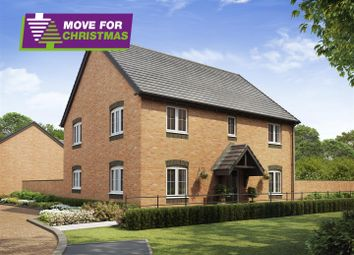 Thumbnail 4 bed detached house for sale in Saxon Meadows, Kempsey, Worcester