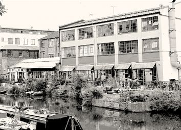 Thumbnail 2 bed flat to rent in Canalside Studios, Orsman Road, Shoreditch