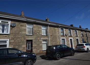 Thumbnail 2 bed terraced house for sale in Roskear Road, Camborne, Cornwall