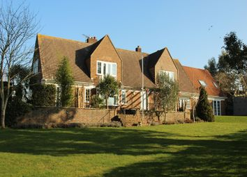 Thumbnail 5 bed detached house for sale in Mossat House, Halnaker, Chichester
