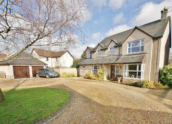 Thumbnail 4 bed detached house for sale in Harrington Close, Bitton, Bristol