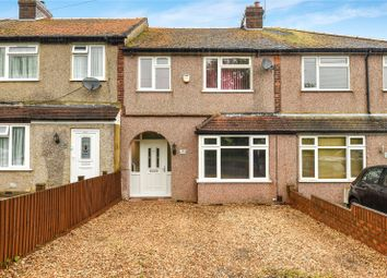 Thumbnail 3 bed terraced house for sale in Charville Lane, Hayes, Middlesex