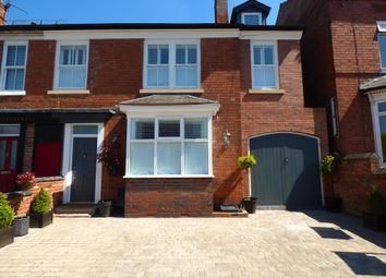 Thumbnail 5 bedroom end terrace house for sale in Serpentine Road, Harborne, Birmingham