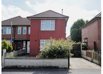 Thumbnail 3 bed semi-detached house for sale in Harrowby Road, Stoke-On-Trent