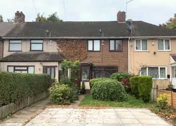 3 bed terraced house for sale in Hurstcroft Road, Kitts Green, Birmingham B33