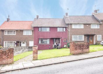 3 bed terraced house for sale in Shamrock Road, Fairwater, Cardiff CF5