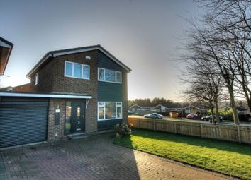 Thumbnail 3 bed detached house for sale in Berwick Close, West Denton Park, Newcastle Upon Tyne