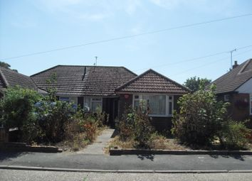 Thumbnail 2 bed semi-detached bungalow for sale in Wickham Avenue, Ramsgate