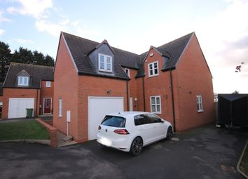 Thumbnail 4 bed detached house for sale in The Fairway, Worcester