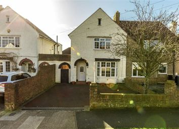 Thumbnail 3 bed semi-detached house to rent in Priory Road, Chessington