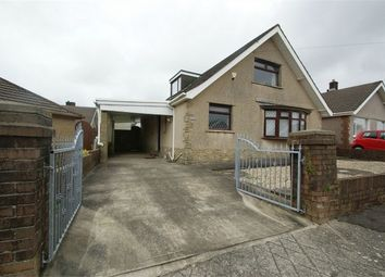 Thumbnail 3 bed detached bungalow for sale in Garnlwyd Close, Morriston, Swansea