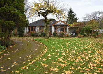 Thumbnail 3 bed detached bungalow for sale in Jack Haye Lane, Light Oaks, Stoke-On-Trent