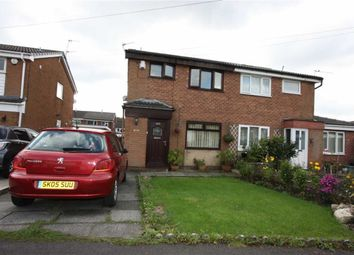 Thumbnail 3 bed semi-detached house for sale in Somerton Road, Breightmet, Bolton