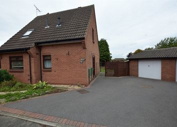 Thumbnail 3 bed detached house for sale in Lawn Close, Heanor, Derbyshire