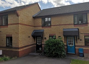 Thumbnail 2 bed terraced house to rent in Bishops Close, Thornwell, Chepstow